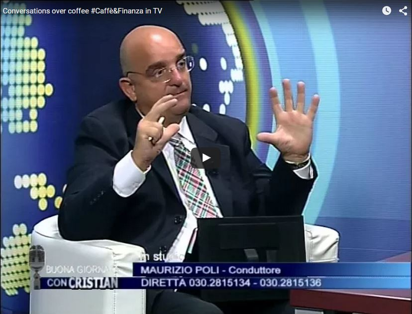 Conversations over coffee #Caffè&Finanza in TV