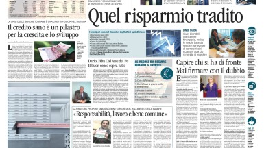 articolo mondo padano: risparmio tradito