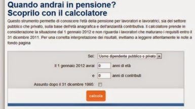 colcolo pensione