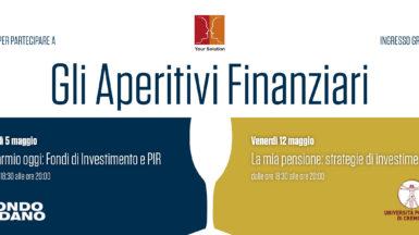 Aperitivi finanziari