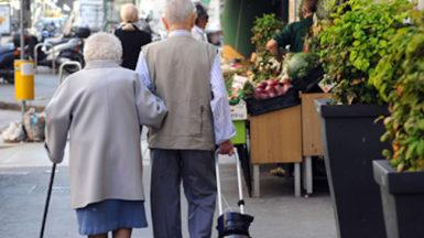 ventenni italiani in pensione a 71 anni