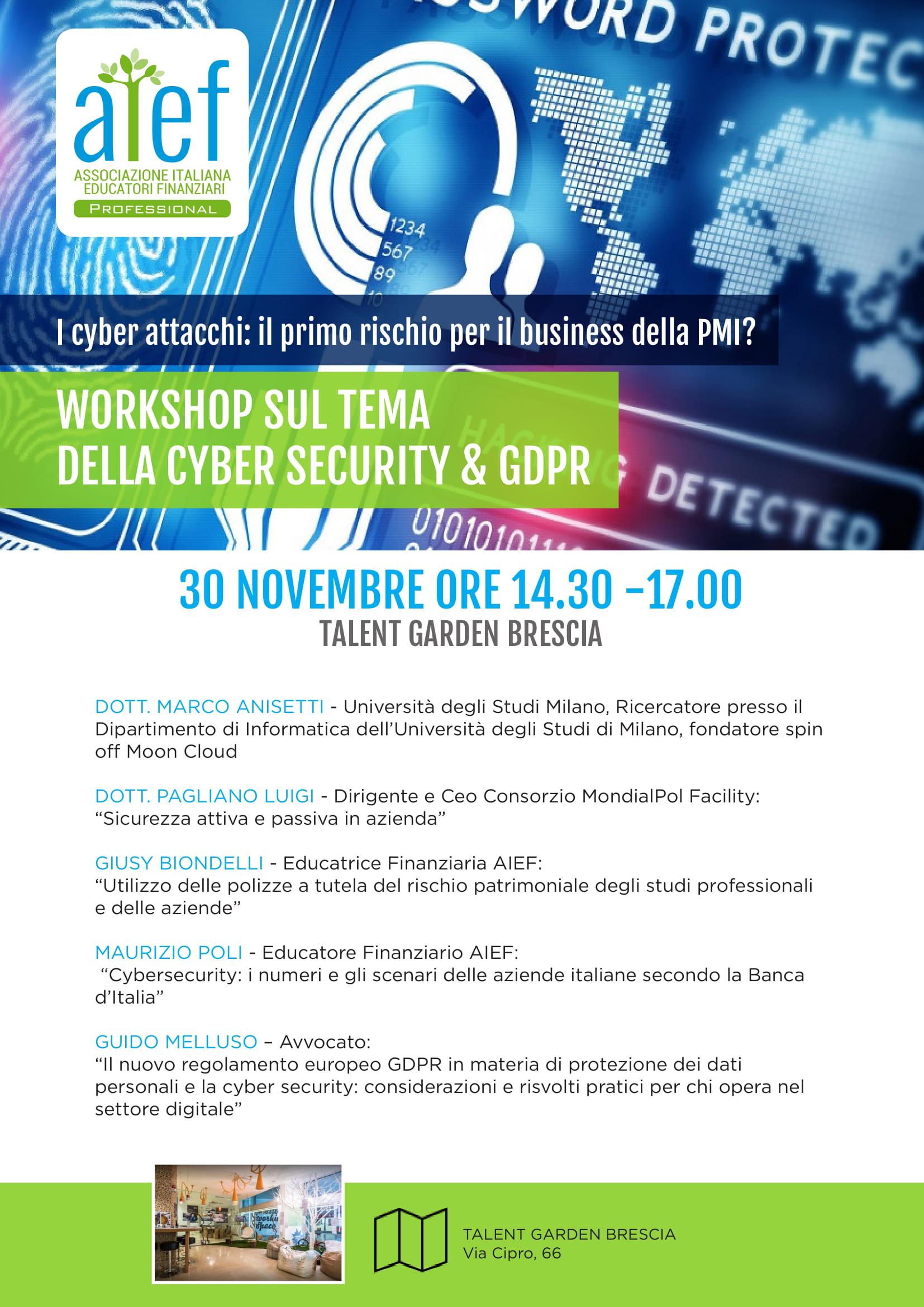 Cyber attacchi Il primo rischio per il business della PMI?